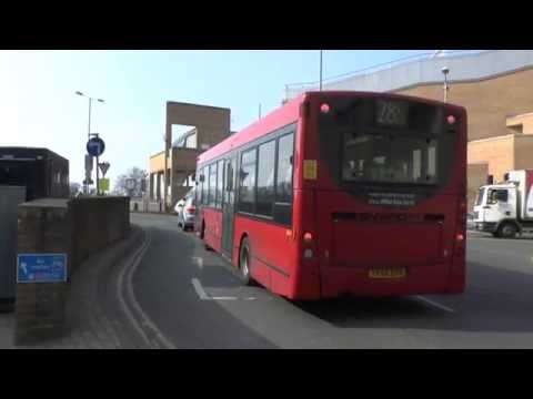 London Transport Buses in Kingston - March 2015