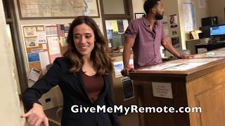 CHICAGO P.D.: LaRoyce Hawkins and Marina Squerciati Show Off the 21st District