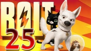 Disney's Bolt Game Walkthrough Part 25 (PS3, X360, Wii, PS2, PC)