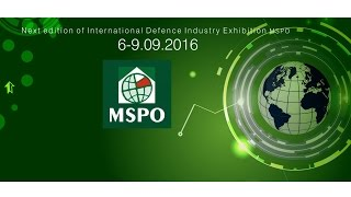 MSPO 2016 International Defence Industry Exhibition Kielce Poland review 2015 Army Recognition TV