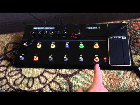 My beef with the line 6 Firehawk Fx