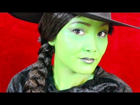 Wicked Musical Elphaba Makeup Wicked | Elphaba Makeup