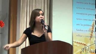 La Biblia, la luz de los hombres - pastora Marimar Villegas - Iglesia Avivamiento, Casa de Oración