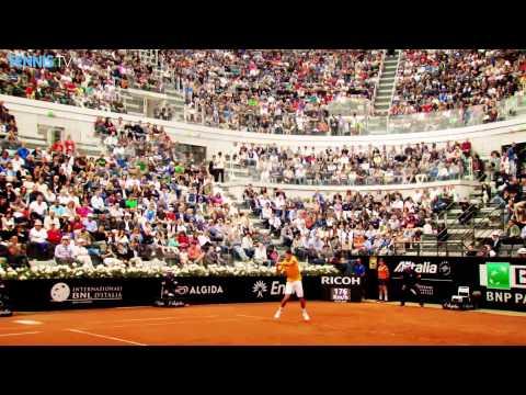 2015 Internazionali BNL d'Italia Final - Watch Novak Djokovic v Roger Federer from Rome