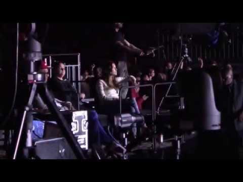 Justin Timberlake concert 02/05 at Antwerp (Belgium)