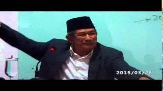 Kajian BDI Pertamina bersama  Ustadz  KH. Tohri Thohir 260315