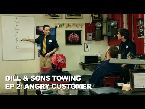 Angry Customer - Bill & Sons Towing Ep. 2