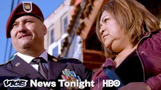 Deported Veterans & Seattle Fights Amazon: VICE News Tonight Full Episode (HBO)