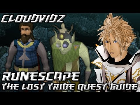 Runescape The Lost Tribe Quest Guide HD