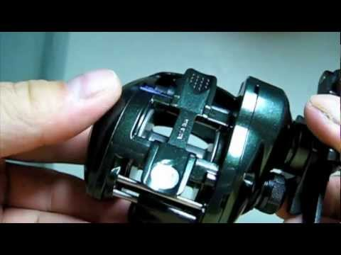 Fishing report - Shimano Curado 201G7 Baitcast Reel Unboxing (TeamRippnLipz1) Video