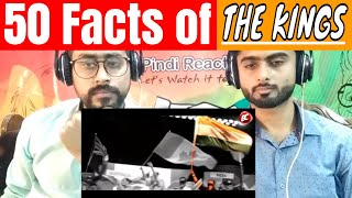 Pakistani Reaction To | 50 Facts About THE KINGS | King United Success Story | REACTION