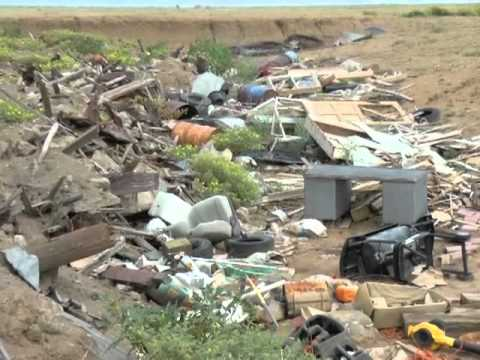 Illegal Dumping in Kansas