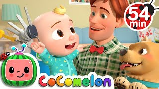 Pretend Play Song + More Nursery Rhymes & Kids Songs - CoComelon