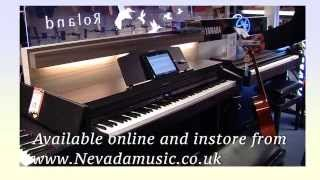 Roland HP-504 Digital Piano assembly guide | PMT