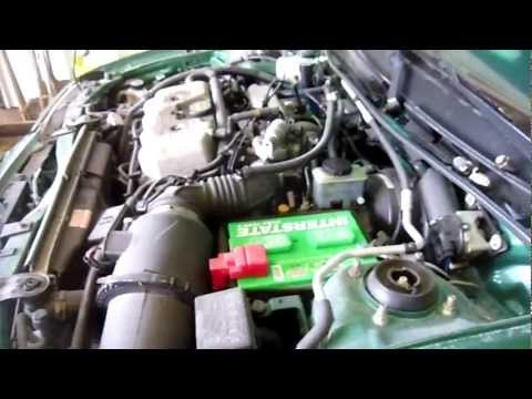 12D0393 2002 FORD ESCORT,2.0,AT,FWD,37186 MILES,MORRISON'S AUTO SALVAGE YARD