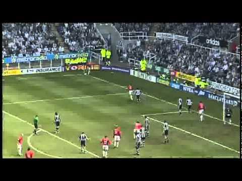 United 6 Newcastle 2 2003