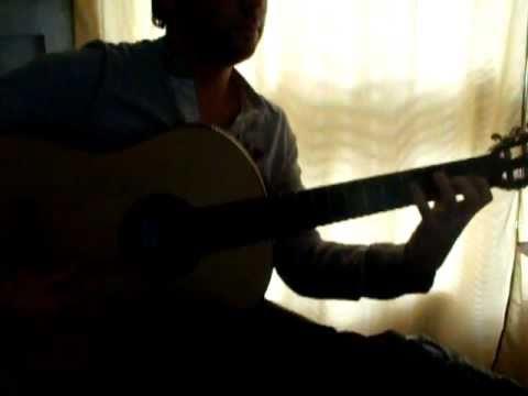 Mauricio Aguilera - De Madrid al Cielo (Buleria - Jesus de Rosario) 1ra Falseta.