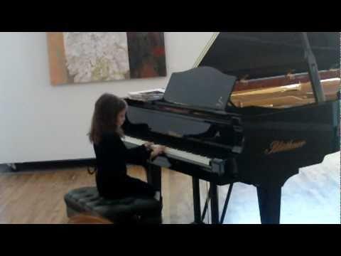 Beacon Country Day School Piano Recital