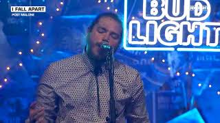 Download Lagu Post Malone - I Fall Apart (Live From The Bud Light x Post Malone Dive Bar Tour Nashville) Gratis STAFABAND