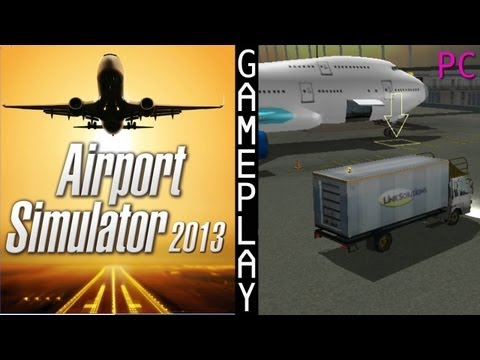 Airport Simulator 2013 Gameplay Review PC HD