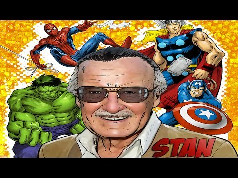 Lego Marvel Super Heroes Stan Lee/Aunt May Gameplay- HD