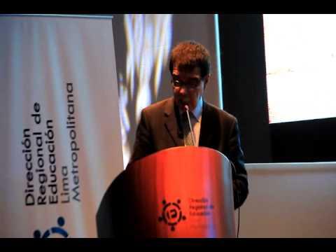 Conferencia Magistral Marco del Buen desempeño Docente Mg Luis Guerrero 02