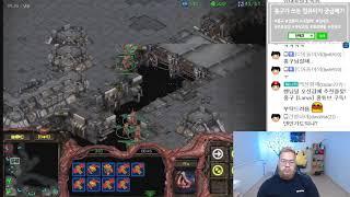 스타1 StarCraft Remastered 1:1 (FPVOD) Larva 임홍규 (Z) Mong 윤찬희 (T) Circuit Breakers 써킷브레이커