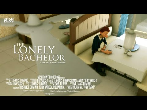 The Lonely Bachelor - 2012 Animated Short Film