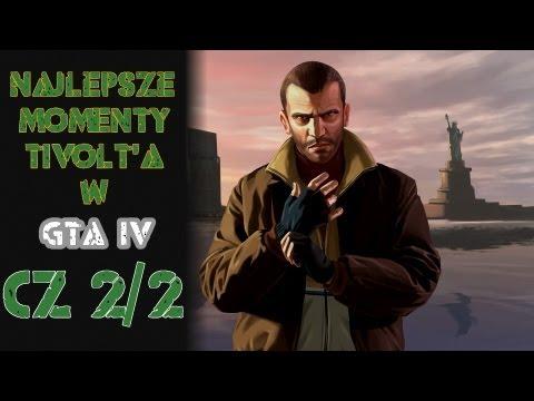 Najlepsze momenty tivolta w GTA IV Część 2 2
