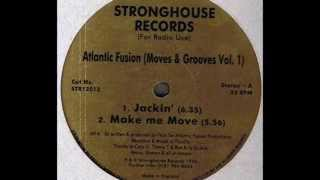 Atlantic Fusion ‎- Moves & Grooves Vol. 1 EP