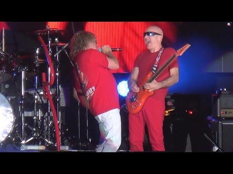 Chickenfoot - Oh Yeah - Las Vegas 10-18-14
