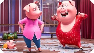 SING : ALL Clips & Trailers ! (Animation, 2017)