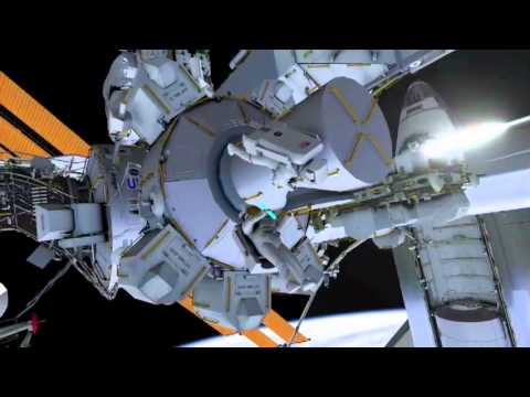 Next Shuttle Mission Features Two Spacewalks