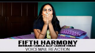 Download Lagu FIFTH HARMONY - VOICEMAIL REACTION Gratis STAFABAND