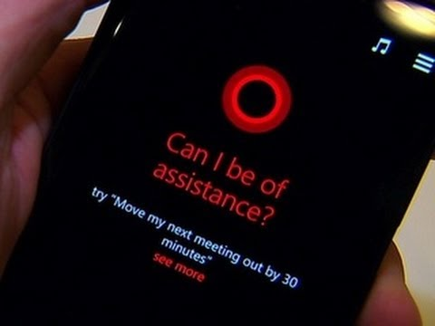 CNET News - Microsoft introduces virtual assistant Cortana, challenging Siri