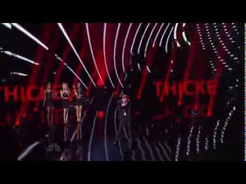 Robin Thicke Performs Blurred Lines - America's Got Talent 2013 Season 8 - Radio City Music Hall video