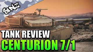 CENTURION MK. 7/1 - World of Tanks Console | Tank Review