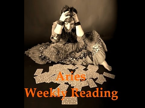 Aries Weekly Tarot Reading Oct 12 to 18, 2015