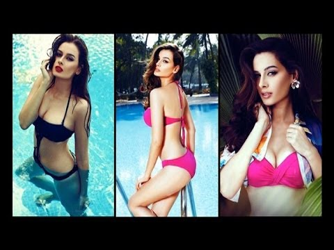 Evelyn Sharma bikini photo shoot