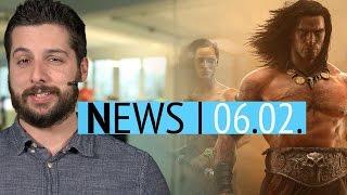 Offizielle Conan Exiles Server vorübergehend abgeschaltet - Rainbow Six Siege mit Lootbags - News