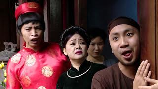 Phim hài tết 2017 Mới Nhất | ĐỐ LÀM ÔNG CƯỜI Tập 2 | Phim Hài Quang Tèo, Quốc Anh, Mai Thỏ