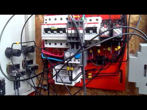 Circuito de automatizacion bomba y cisterna