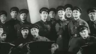 "The Red Army Ensemble - ""The Trench"""