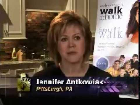 Jennifer Antkowiak Speech Communications Alumnus