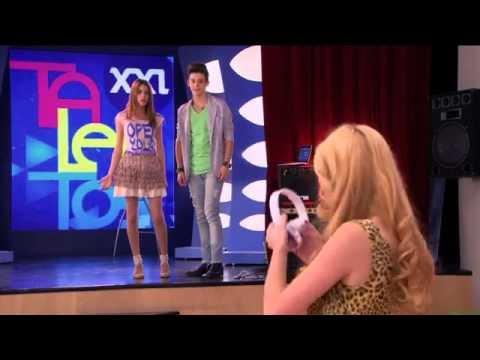 Violetta: Federico a Violetta zpívají Destinada a Brillar Epizoda 58