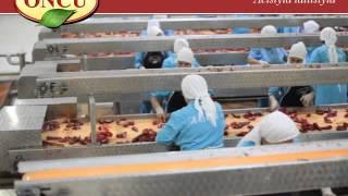 Öncü Salça Fabrika Görüntüleri 1 - Tire / İzmir