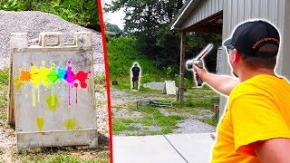 PAINTBALL PICTIONARY! (Loser Gets Shot)