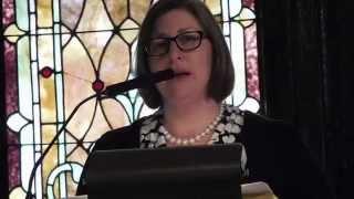 Rabbi Stephanie Alexander - YWCA Requiem on Racism - Charleston SC
