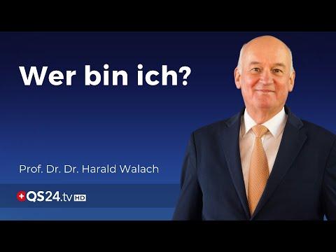 Universitätsprofessor: Wer bin ich aus Sicht der Philosophie und Psychologie? | Prof. Dr. Dr. Walach