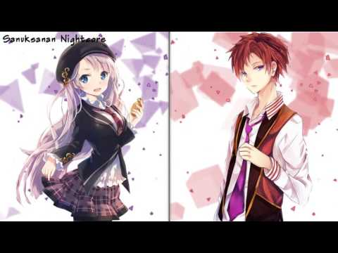 Nightcore - All Of Me Plus Say Something (Switching Vocals)
